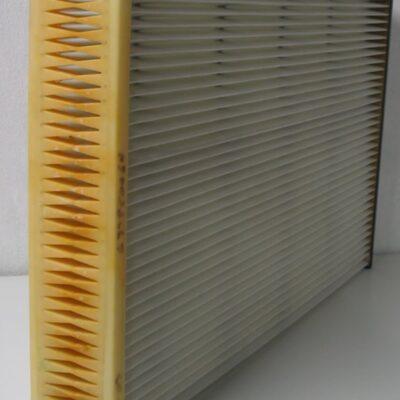 Filtres Panneaux Plisses Souples