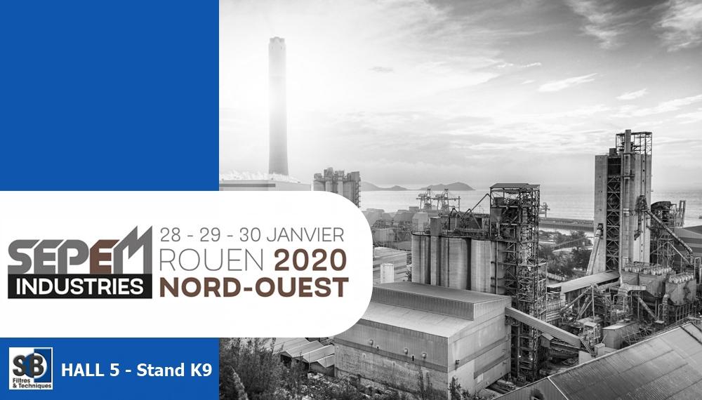 SB Filtres & Techniques Expose Au SEPEM 2020 à Rouen
