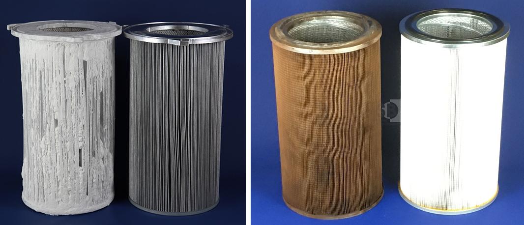 regeneration de filtres industriel sbft