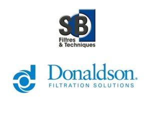 sbft donaldson filtres