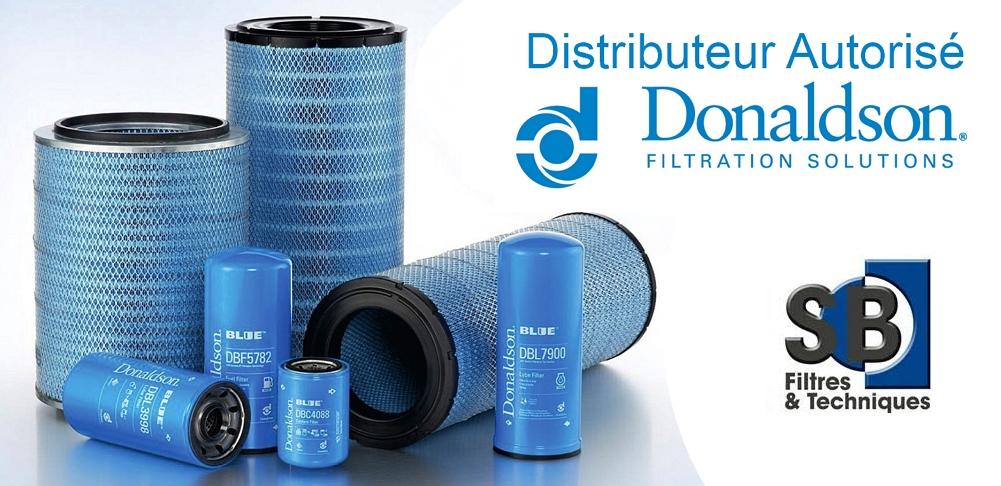 Donaldson Distributeur Autorise Sbft
