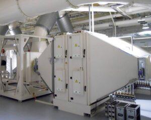 purificateur air filtration industrielle lta